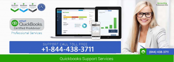 Quickbooks Support Phone Number +1-844-438-3711
